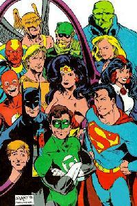 [Justice League Classis]