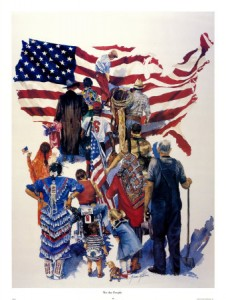 We the People by Karen Rae