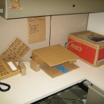 Budget cubicle 5
