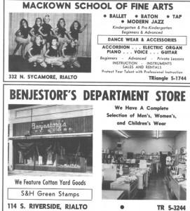MacKown's studio and Benjestorf's