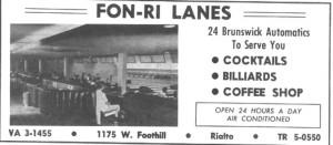 Fon Ri Lanes