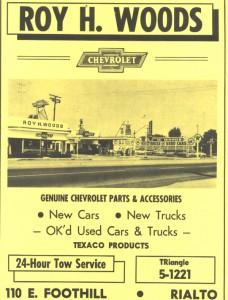 Roy H. Woods Chevrolet